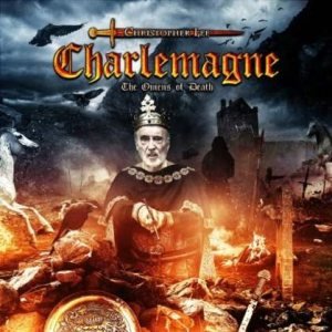 Christopher Lee - Charlemagne: the Omens of Death cover art