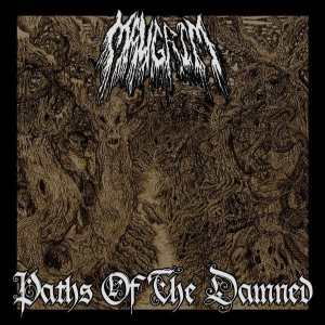 Maugrim - Paths of the Damned cover art