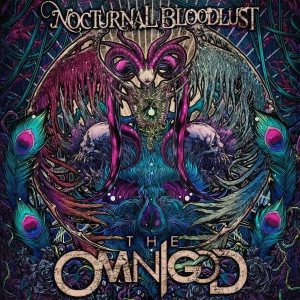 NOCTURNAL BLOODLUST - THE OMNIGOD cover art