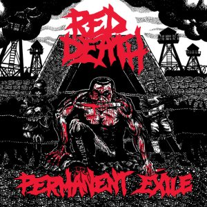 Red Death - Permanent Exile cover art