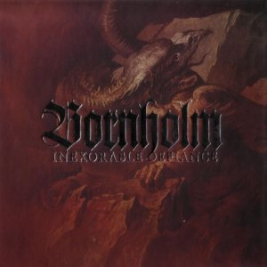 Bornholm - Inexorable Defiance cover art