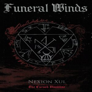 Funeral Winds - Nexion Xul - the Cursed Bloodline cover art