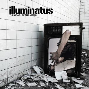 Illuminatus - The Wrath of the Lambs cover art