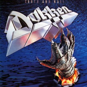 Dokken - Tooth and Nail cover art