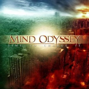 Mind Odyssey - Time to Change It cover art