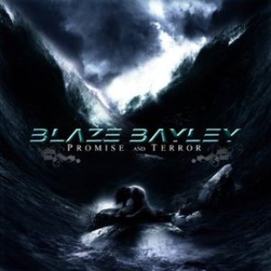 Blaze Bayley - Promise and Terror cover art