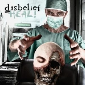 Disbelief - Heal! cover art