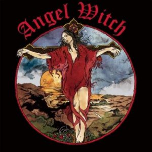 Angel Witch - Burn the White Witch - Live in London cover art