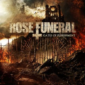 Rose Funeral - Gates of Punishment cover art