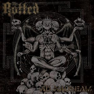 The Rotted - Ad Nauseam cover art