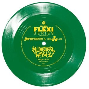 Municipal Waste - Decibel Flexi Series - Religion Proof cover art