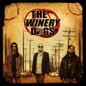 The Winery Dogs - The Winery Dogs cover art
