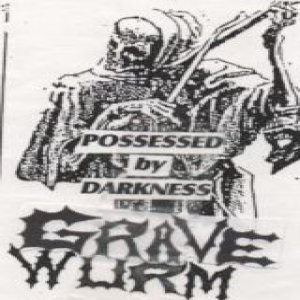 Gravewürm - Possessed by Darkness cover art