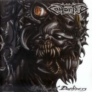 Contorted - Edge of Darkness cover art
