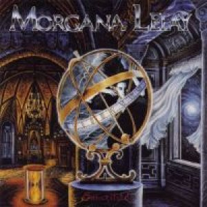 Morgana Lefay - Sanctified cover art