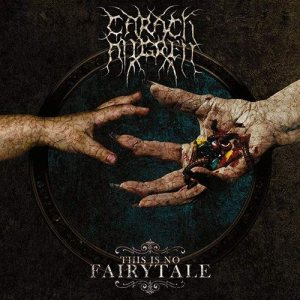 Carach Angren - This Is No Fairytale cover art