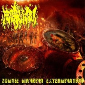 Fecalizer - Zombie Mankind Extermination cover art