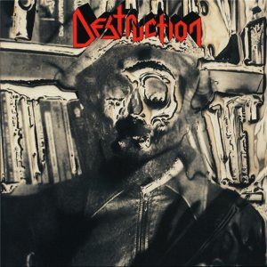 Destruction - Destruction cover art