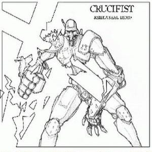 Crucifist - Rehearsal Demo cover art