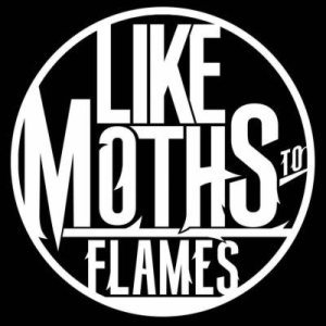 Like Moths to Flames - Dead Routine cover art