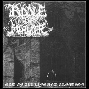 Riddle of Meander - End of All LIfe and Creation cover art