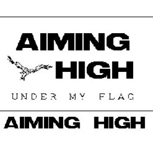 Aiming High - Under My Flag cover art