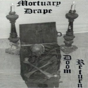 Mortuary Drape - Doom Return cover art