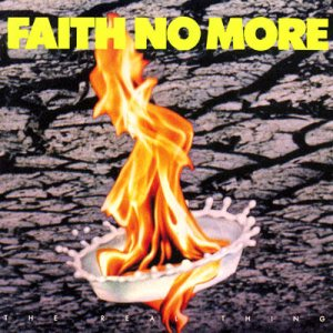 Faith No More - The Real Thing cover art