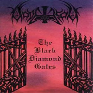 Adversam - The Black Diamond Gates cover art