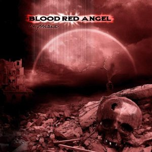 Blood Red Angel - Abyssland cover art