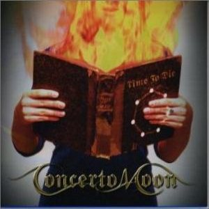Concerto Moon - Time to Die cover art