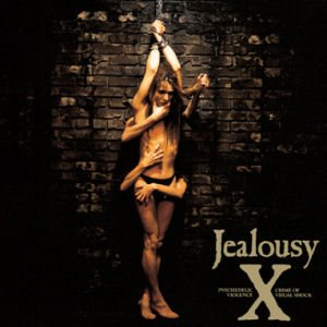 X Japan - Jealousy Special Edition cover art