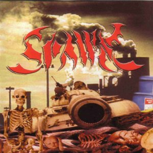 Spawn - System Full of Victims cover art