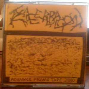 Exacerbación - Advance Promo Tape
