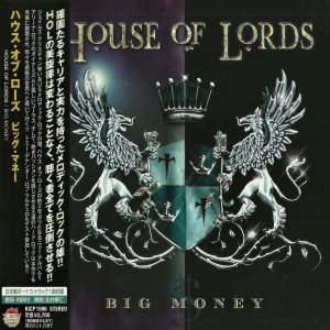 House Of Lords - Big Money cover art