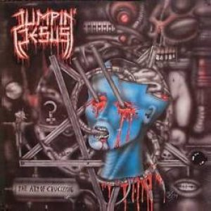 Jumpin' Jesus - The Art of Crucifying cover art