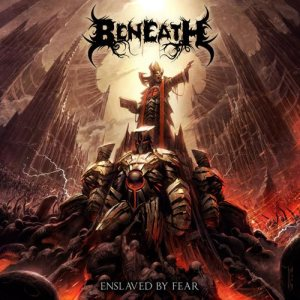 Beneath - Enslaved by Fear cover art