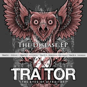 The Eyes of a Traitor - The Disease cover art