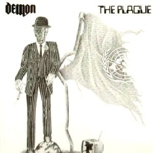 Demon - The Plague cover art