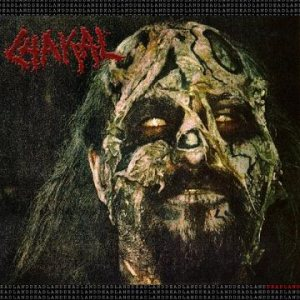 Chakal - Deadland cover art