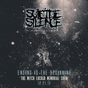 Suicide Silence - Ending is the Beginning cover art
