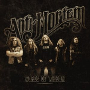 Anti-Mortem - Words of Wisdom cover art