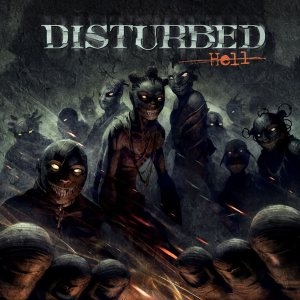 Disturbed - Hell cover art