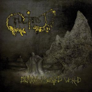 Crucifist - Demon-Haunted World cover art