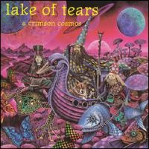 Lake Of Tears - A Crimson Cosmos cover art