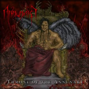 Annunaki - Throne of the Annunaki cover art