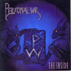 Perzonal War - The Inside cover art