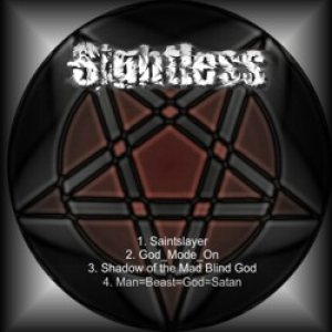 Sightless - Promo '04 cover art