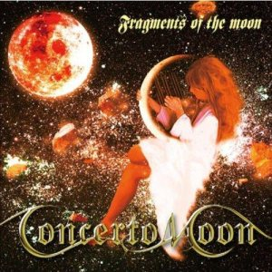 Concerto Moon - Fragment of the Moon cover art