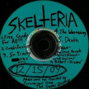 Skelteria - Demo 2009 cover art